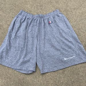 Champion Spellout elastic shorts 2XL
